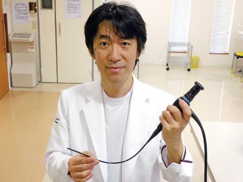 かつの耳鼻咽喉科 内視鏡・レントゲン検査(鼻・のどの疾患)